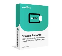 VideoSolo Screen Recorder Crack Free Download