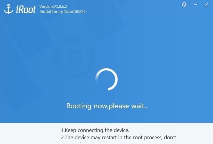 Kingroot para PC usando Bluestacks