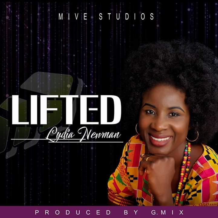 """Lydia Newman """"Lifted"""""""