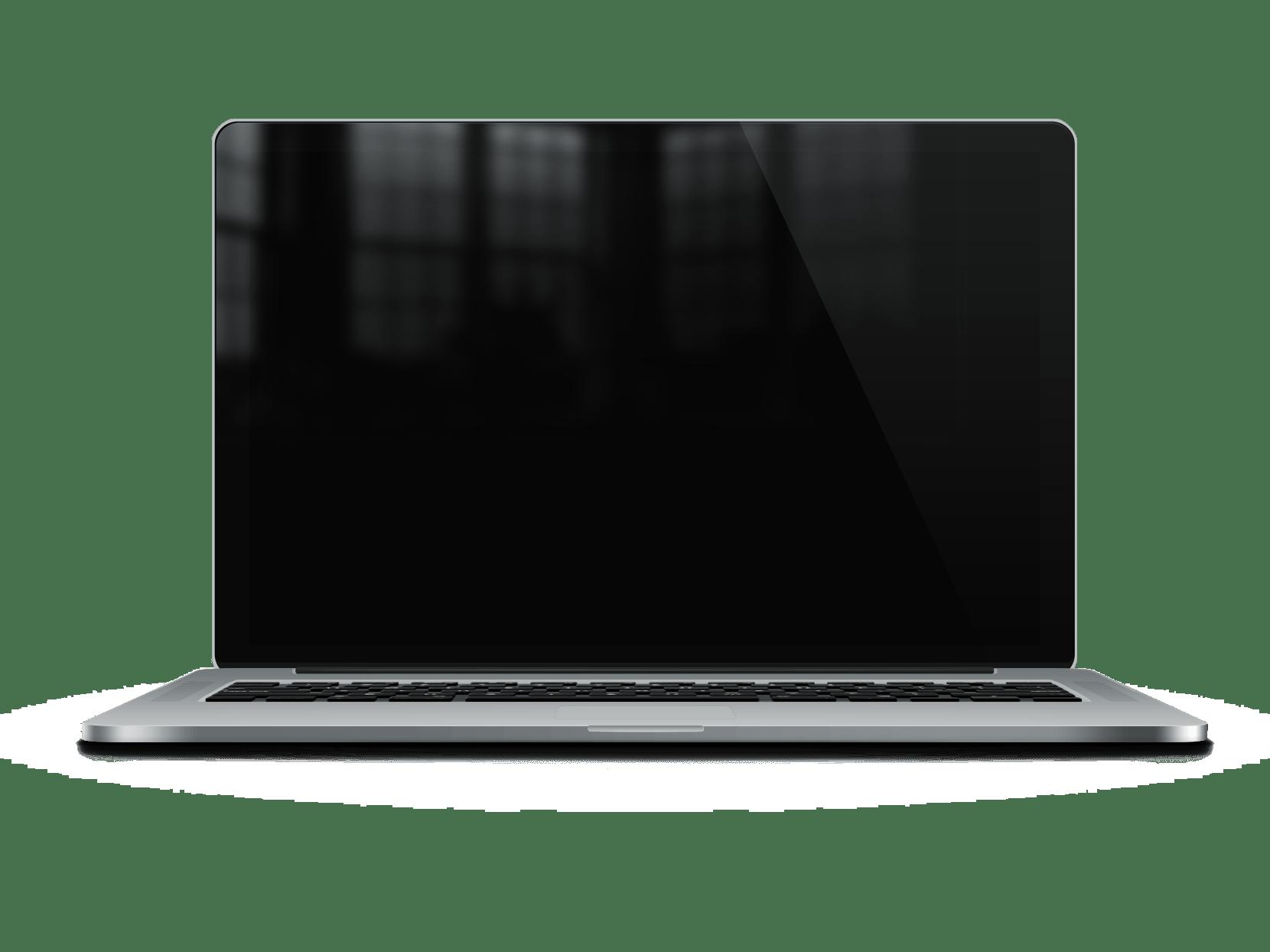 Glossy Macbook Pro Retina Mockup PSD Download Download PSD