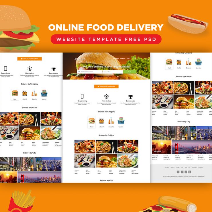Where Can You Order Food Shopping Online