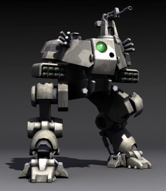 Giant Killer Robot