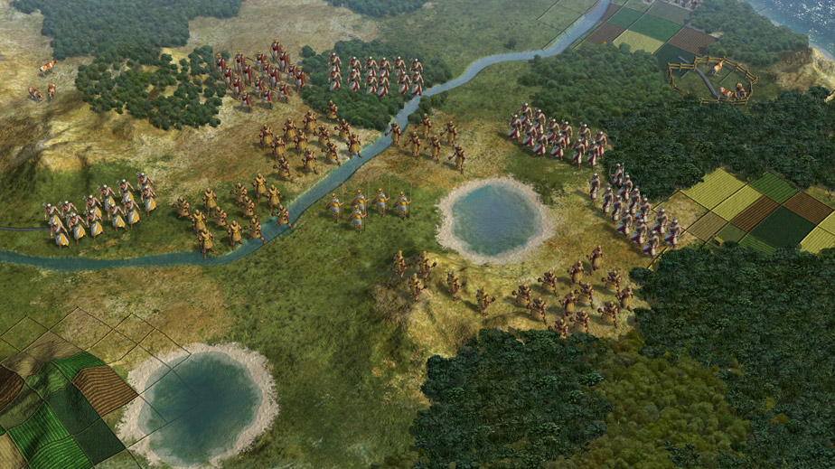 InGame de Civilization V