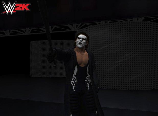 WWE 2K STING