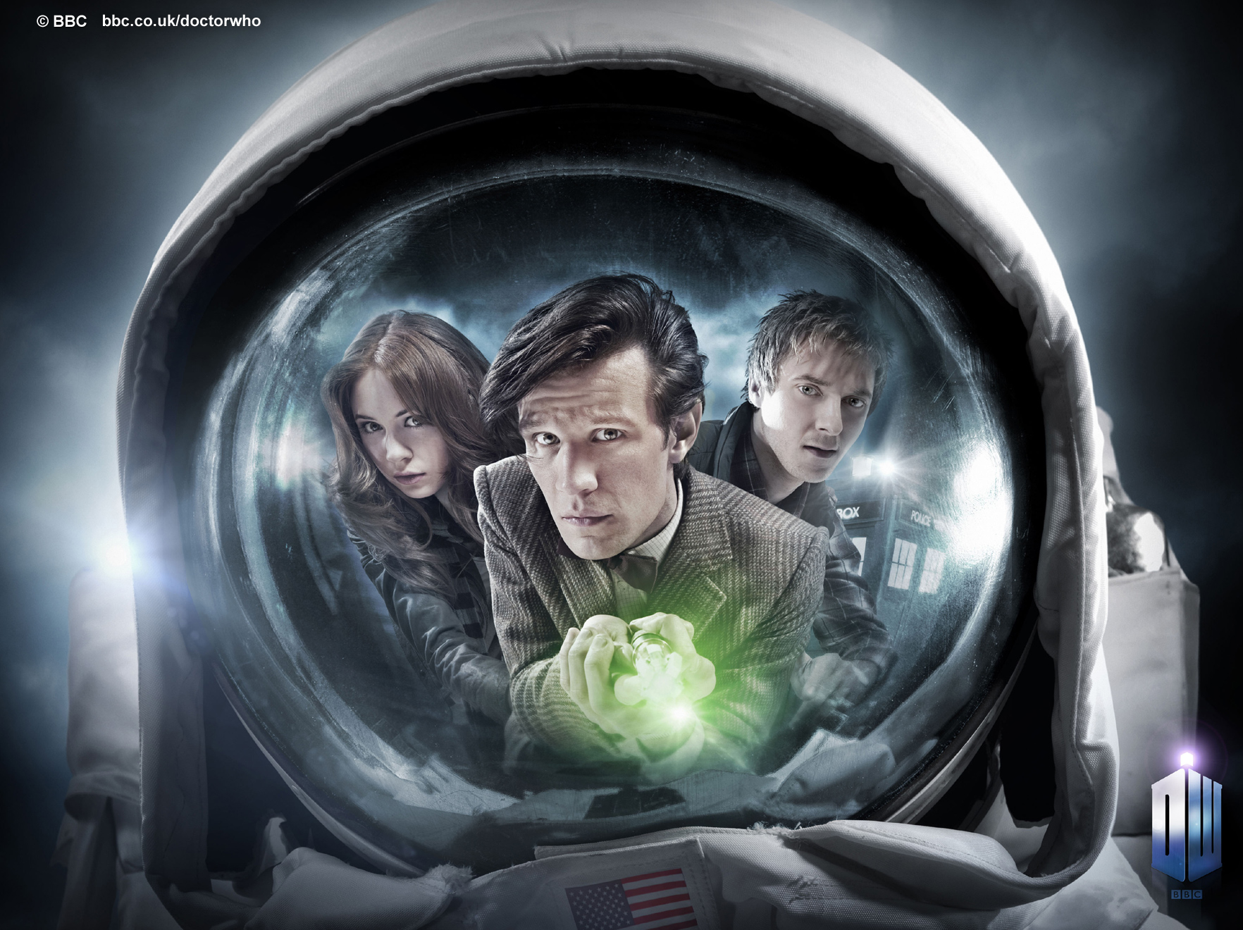 Doctor Who Series 6: The Impossible Astronaut promo. picture.