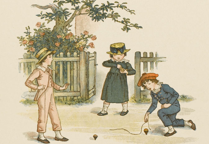 Image result for pictures of victorian children playing