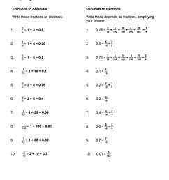 33 Comparing Fractions And Decimals Worksheet - Worksheet Project List [ 1065 x 752 Pixel ]