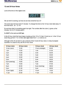 Time and date hour times also rh bbc