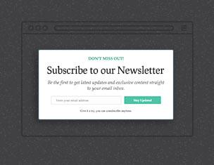 Popup Plugin For WordPress - ConvertPlus - 25