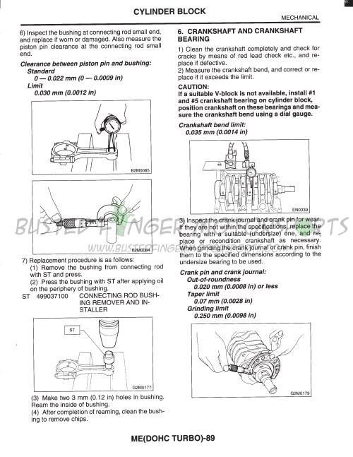 Ej205 Engine Diagram - 2rugby ej20