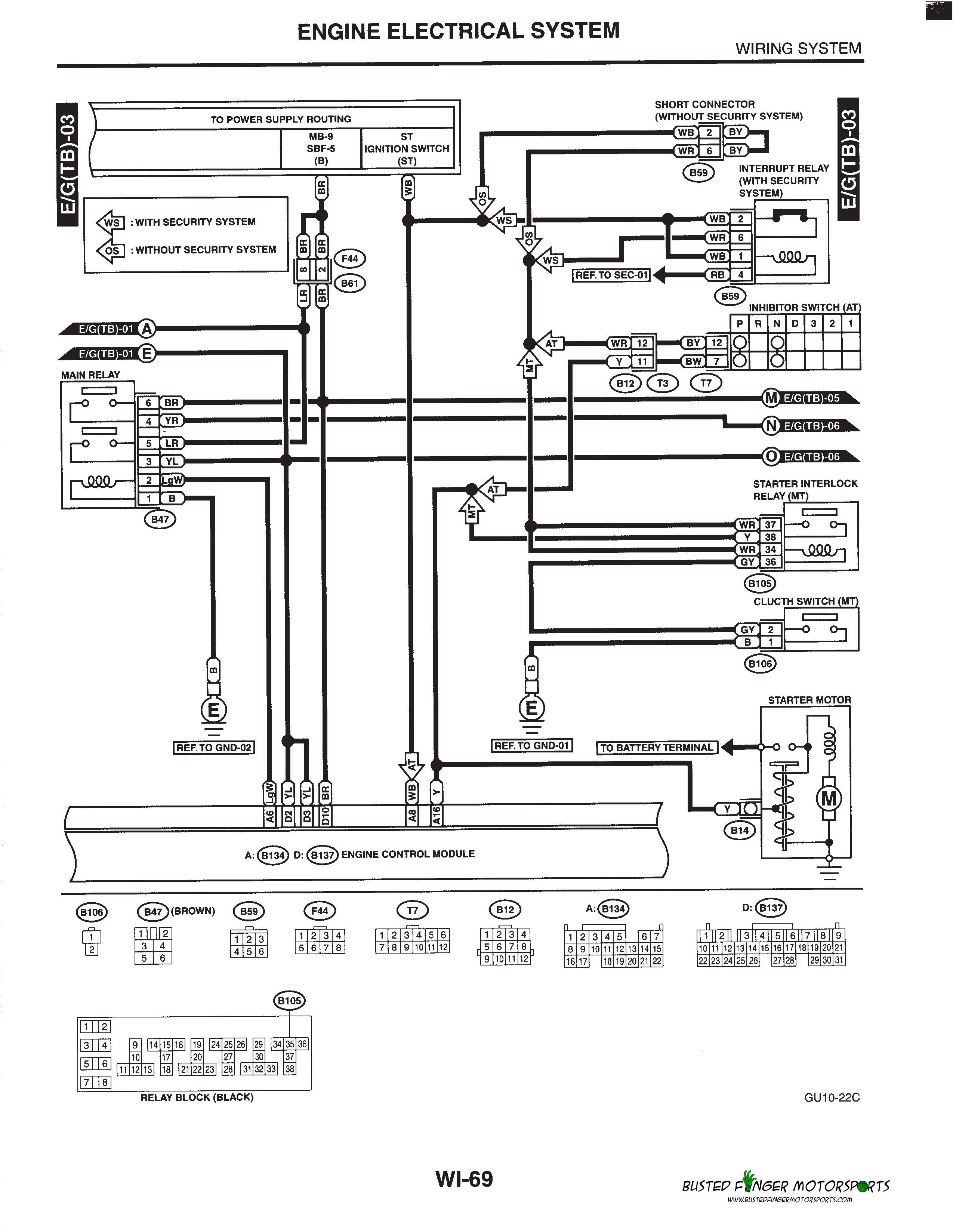 02 Wrx Ignition Wiring Diagram : 30 Wiring Diagram Images