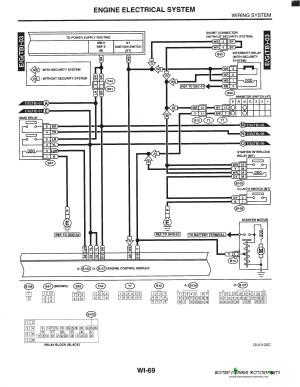 Busted Finger Motorsports  0203 Bugeye WRX Engine Schematics