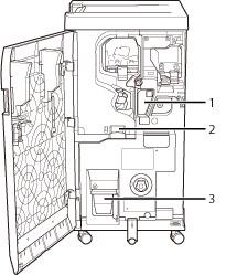 Staple Finisher-K1/Booklet Finisher-K1/Puncher Unit-BF1