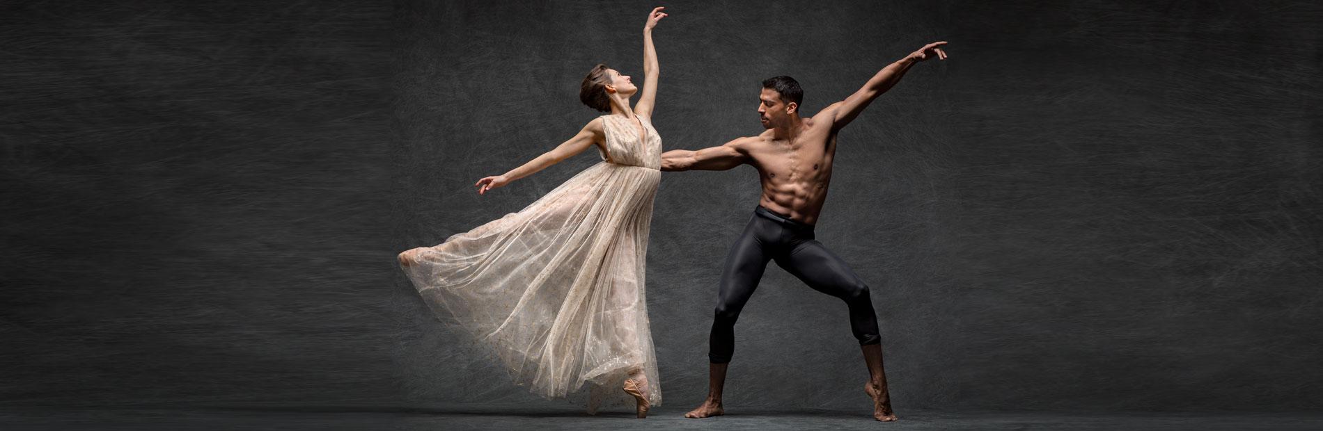hight resolution of the aspen sante fe ballet dancers