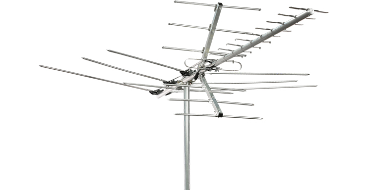 Channel Master TV Antenna Digital Advantage 60 Directional
