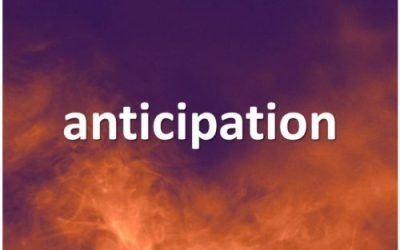 Advent #1: Anticipation