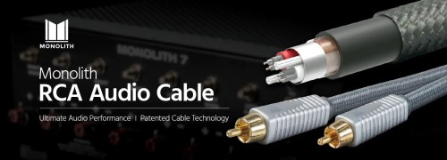 small resolution of monolith rca audio cable