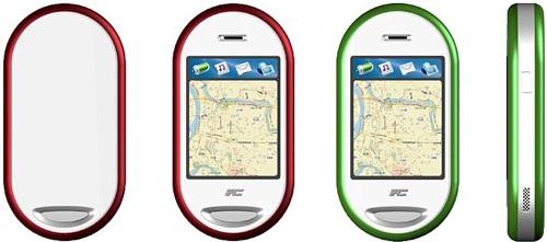 Fic Traveler Handset Fic-Gta001