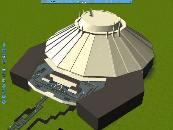 Download Rct3 Space Mountain - Year of Clean Water