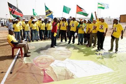UNAMID Observes Nelson Mandela International Day