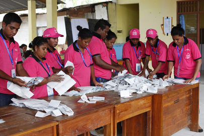 Timor-Leste Holds Parliamentary Elections