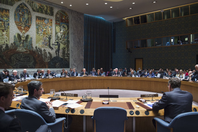 Security Council Discusses Recent Violence in Jerusalem, West Bank
