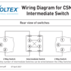 Hpm Intermediate Switch Wiring Diagram 22re Starter Voltex Electrical Mechanism