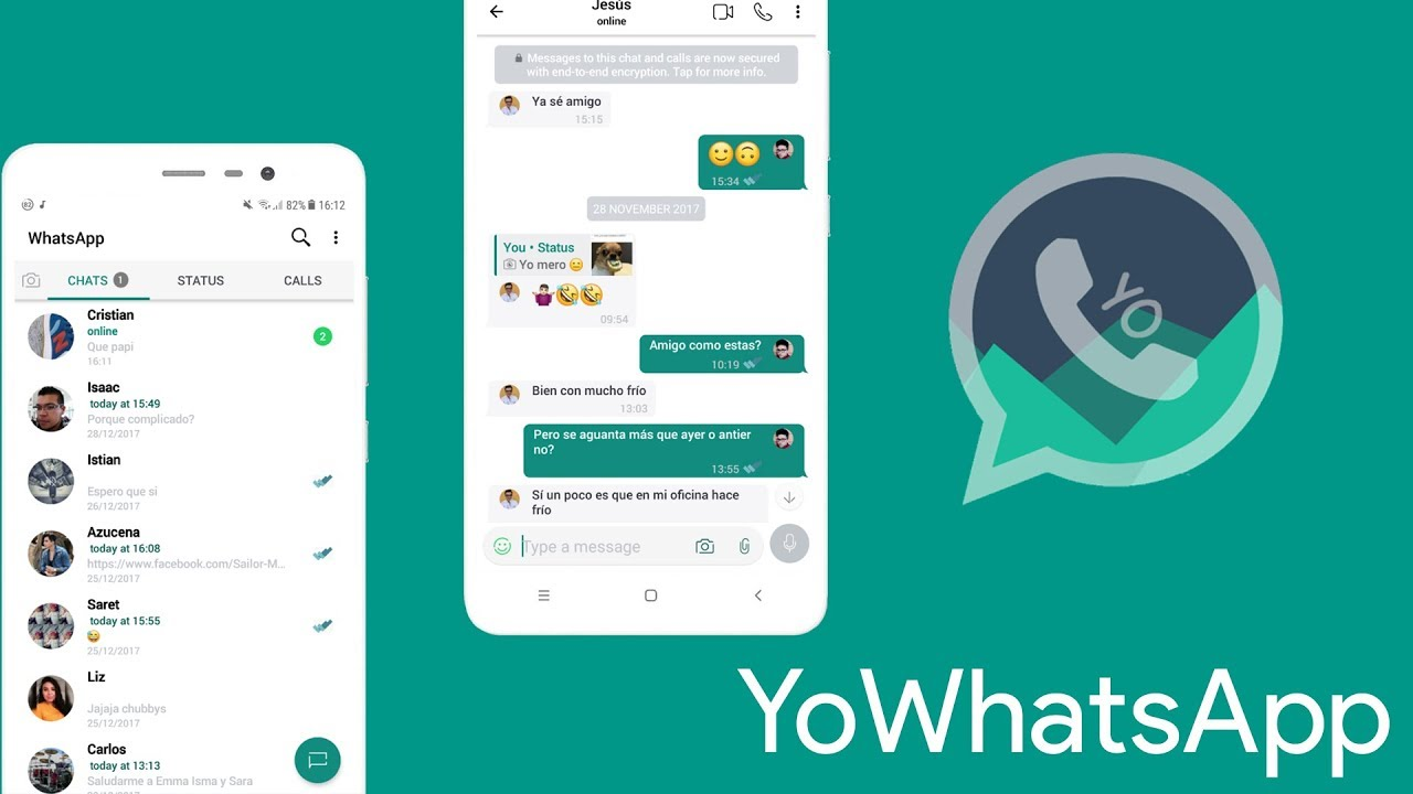 YoWhatsApp Apk Download Latest Version for Android Free