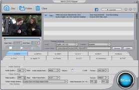 CD Ripper Software WinX Free AVI to MPEG Converter 4.0.14