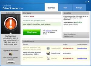 Download Free Uniblue DriverScanner 4.0 For Windows Xp, 7