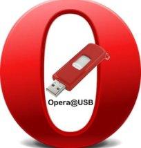 Free Download Opera @ USB 12.16 Build 1860 For Windows Xp, 7