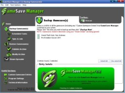 GameSave Manager 3.1.355.0