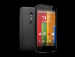 Motorola Moto G 16GB And 32GB