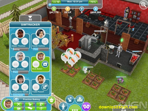 The Sims FreePlay for pc 135468451232