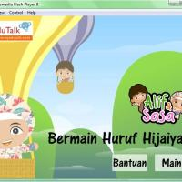 Download game huruf hijaiyah, software islami