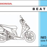 Download ebook Part Catalog Motor Honda Beat