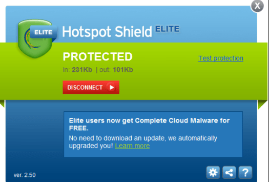 Hotspot Shield - VPN free download for windows 8