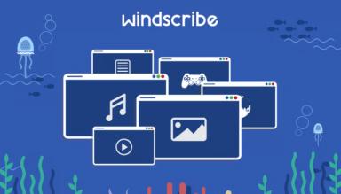 Windscribe -free VPN for pc