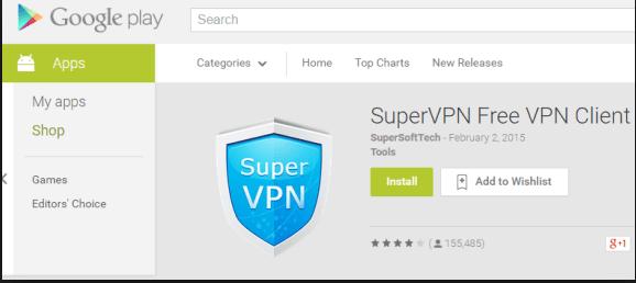 download super speed vpn for pc