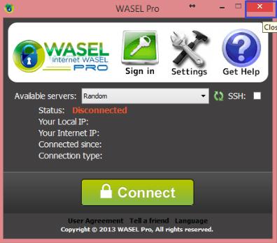 Download free WASEL Pro VPN