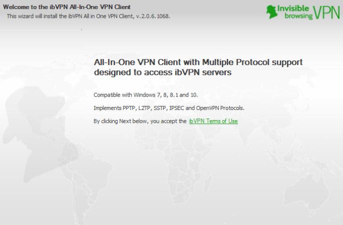 Free All In One VPN ibVPN download