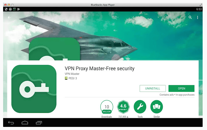 Free VPN proxy master Download