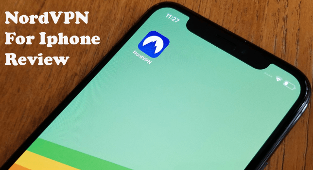 NordVPN for iPhone review