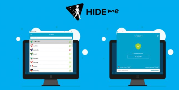 Hide me VPN for Mac free download