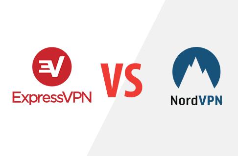 ExpressVPN and NordVPN