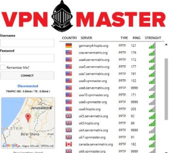 VPN master for PC windows 10