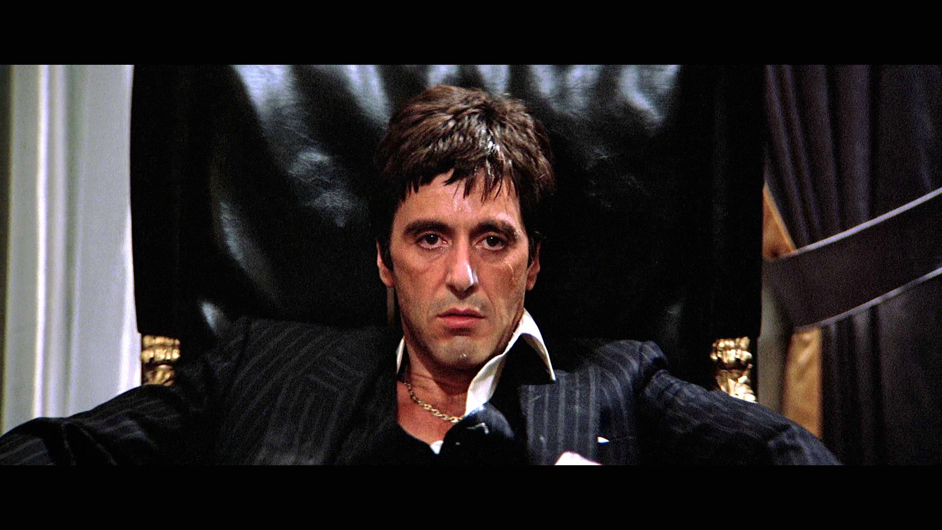 Scarface Full Hd Wallpaper Scarface Wallpapers Hd
