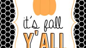Its Fall Yall Wallpaper Pin Up Wallpaper Hd