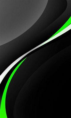 Wallpaper Hitam Hijau Hd : wallpaper, hitam, hijau, Black, Green, Wallpaper, Download, Mobile, PHONEKY