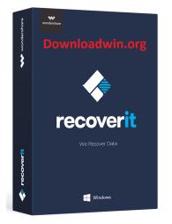Wondershare Recoverit Crack 9.5.3 + License Key Download 2021